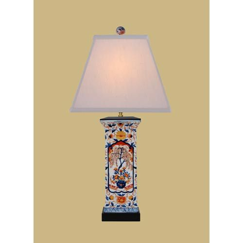 East Enterprise Imari Vase Table Lamp