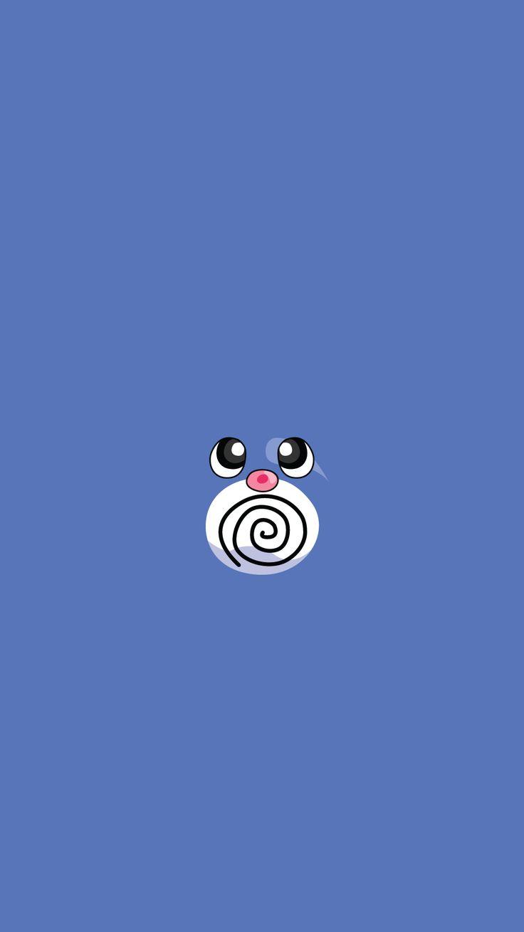 Poliwag Pokemon iPhone 6+ HD Wallpaper - http://freebestpicture.com/poliwag-pokemon-iphone-6-hd-wallpaper/