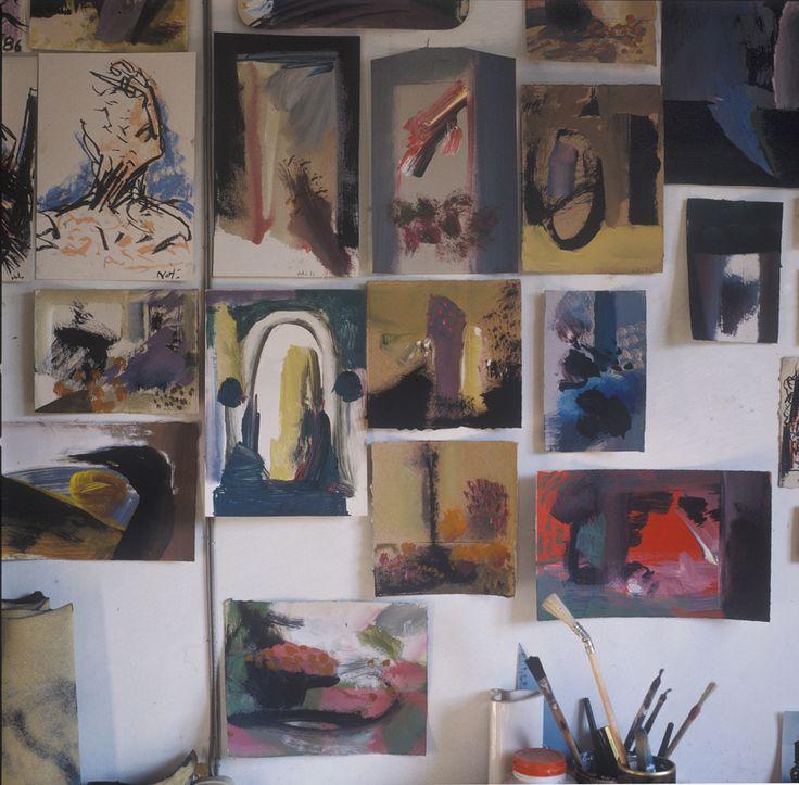 Atelier di Nata 1985-88, via Paolo Sarpi 60 Milano