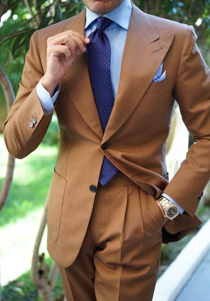 Windsor Light Brown Suit Brown Suits Beige Suits Suit Combinations