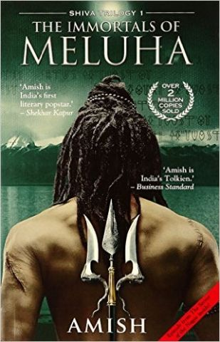 The Immortals of Meluha by Amish - BookEve  #Amish #Fantasy #Fiction #BookEve