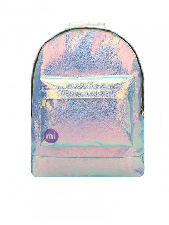 Mi PAC Backpack Pebbled - Iridium (740360-043)