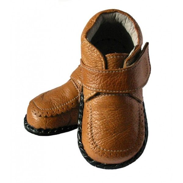 Boy toddler shoes fro spring with velcro. Comfortable and safe for liitle feet. Available size 3-9 mos., $26,99 on sale right now!