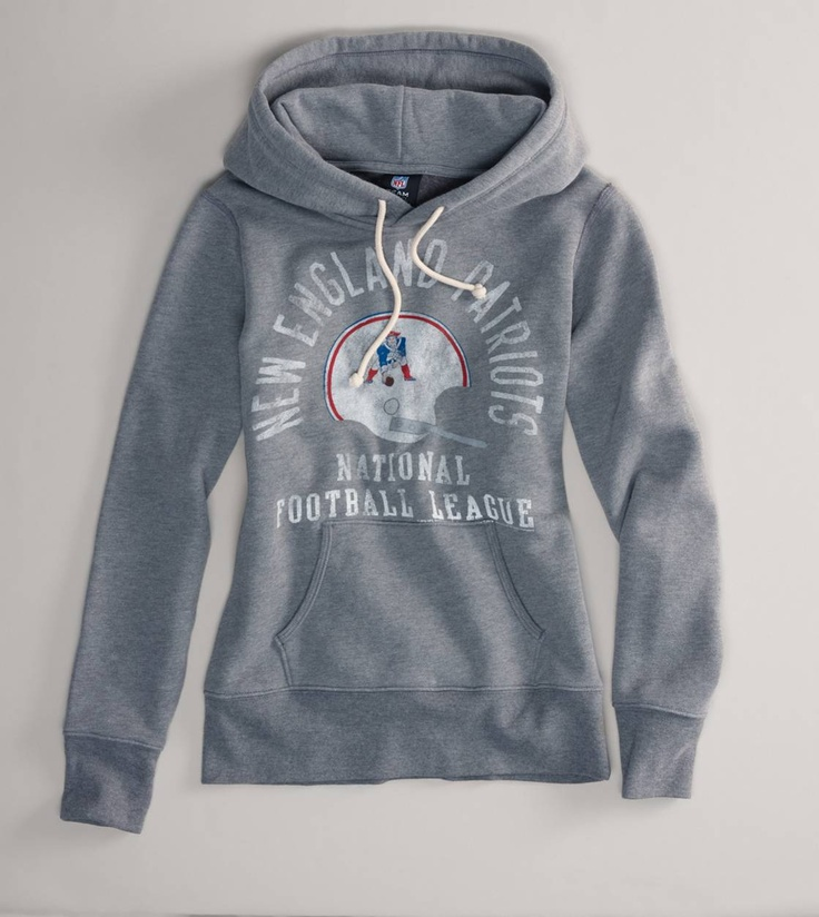 New England Patriots NFL Hooded Popover