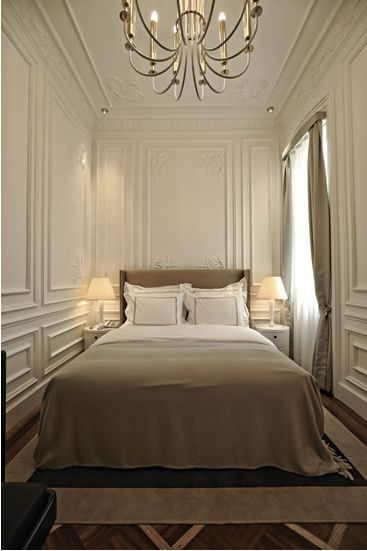 45 best classic wall trim images on pinterest wall. Black Bedroom Furniture Sets. Home Design Ideas