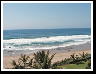Umhlanga Rocks in South Africa ... bliss!