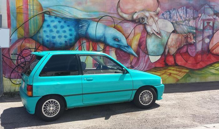 Ian's 1993 Ford Festiva - AutoShrine Registry