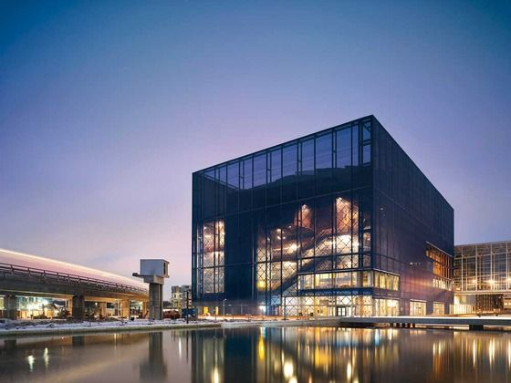 Copenhagen Concert Hall Ateliers Jean Nouvel