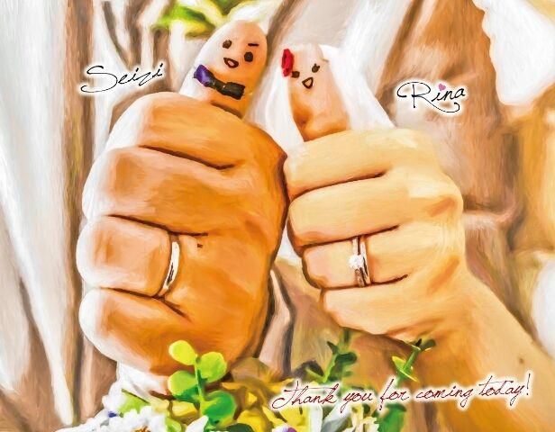 ウェルカムボード★ の画像|☆ぽちゃのWedding Diary☆