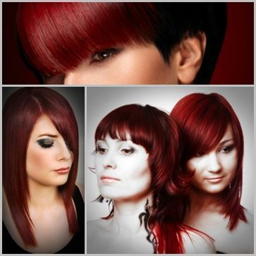 Beautiful Dark Red Hair Color Ideas (but never doing this ever again).