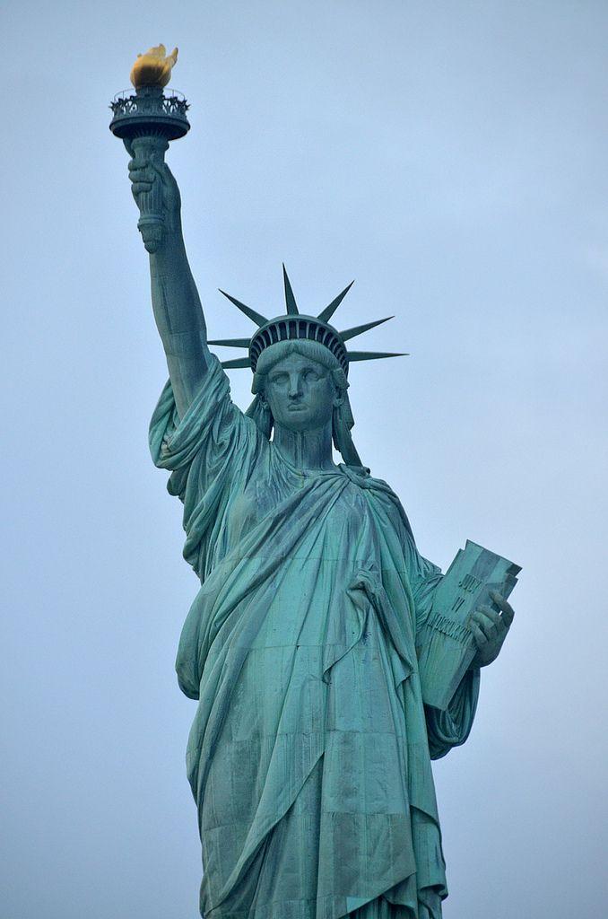 Estatua de la libertad por dentro buscar con google for Interior estatua de la libertad