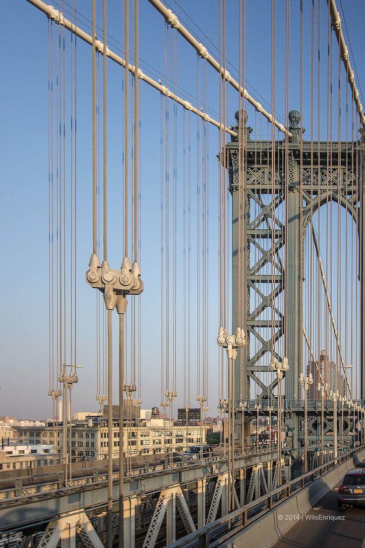 _MG_0824_web | Brookling Bridge -NYC | Por: Wilo Enríquez - Fotografía | Flickr - Photo Sharing!