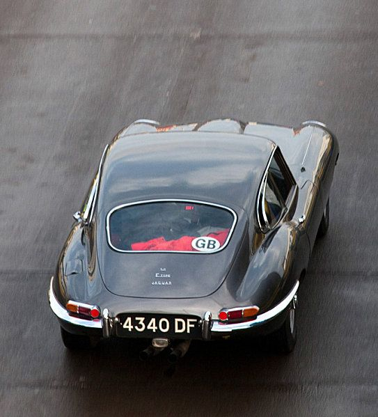 The most beautiful car ever produced. Yes it is and an A-Men to that!!!!