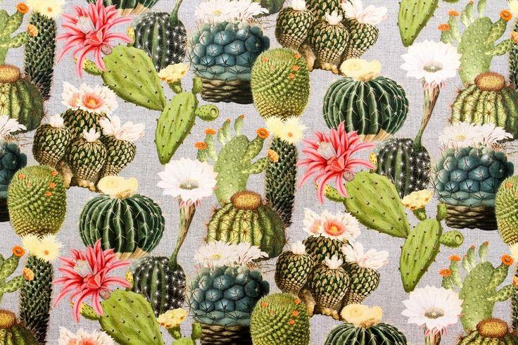 Vidal Tecidos   Produtos   Cactus 91207