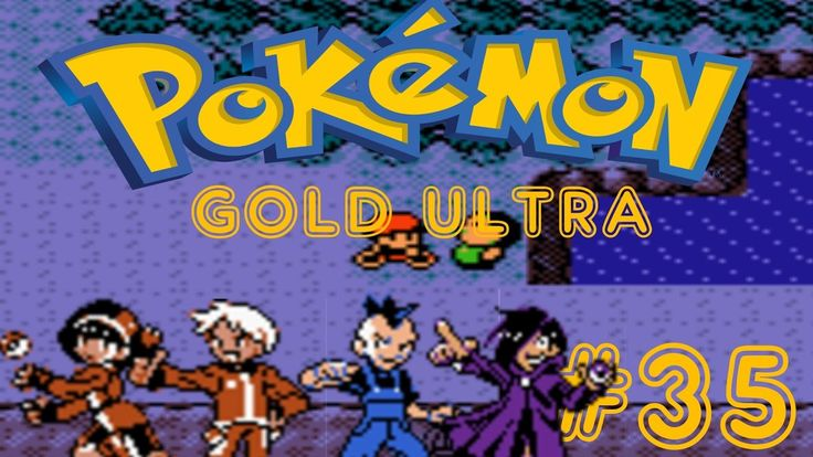 Pokemon Gold Ultra Let's Play Part 35 - The Tine Tower and Onward!!!