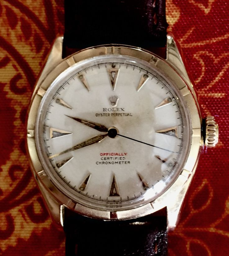Vintage Watches Caribbean - Characteristics of a watch - Vintage ...