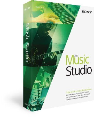 11 best top source deals software images on pinterest learn sony acid music studio 10 acid music studio get in the producers chair and take control acid music studio is the best way to bring your music to life fandeluxe Image collections