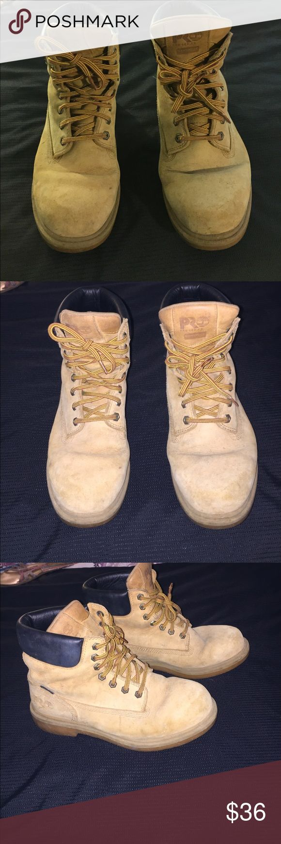 TIMBERLAND Waterproof boots Good condition. Minor sign of wear. Very comfortable high quality boots! Timberland Shoes Boots