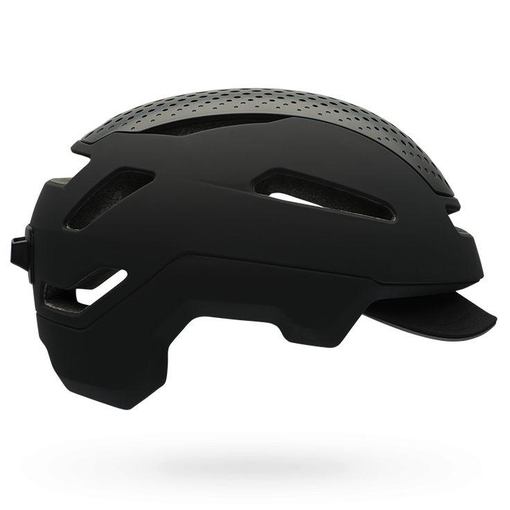 Bell Hub Urban Helmet Matt Black