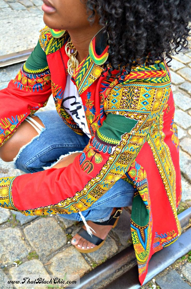 Love this SEW WHAT?.....A dashiki shirt dress. that's
