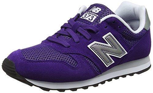 Oferta: 56€. Comprar Ofertas de New Balance 373 Suede, Zapatillas para Mujer, Morado (Purple), 38 EU barato. ¡Mira las ofertas!