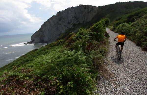 BTT - Mountain Bike - Camping Itxaspe