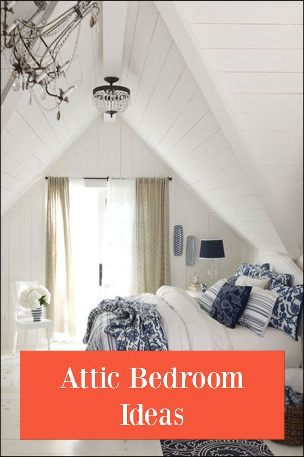 Turn Your Attic Into A Bedroom In 2020 Attic Bedroom Small Attic Bedroom Attic Bed