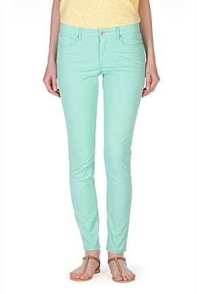Country Road Spring 2012 #palegreenjeans