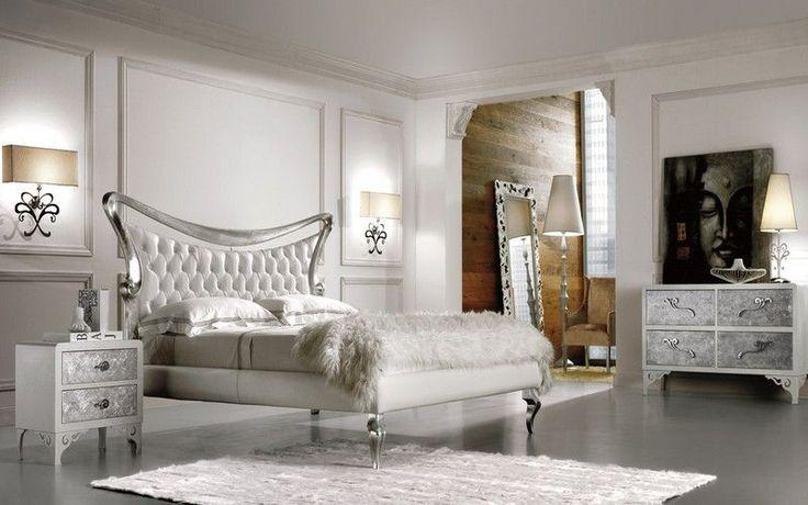 17 migliori idee su tende bianche per camera da letto su - Tende moderne camera da letto ...