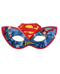 Superman Maske (6 ADET)
