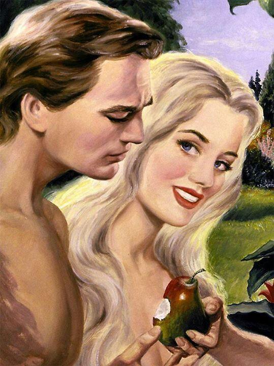 Adam and Eve Listened to Satan (Genesis 3:6, 23)