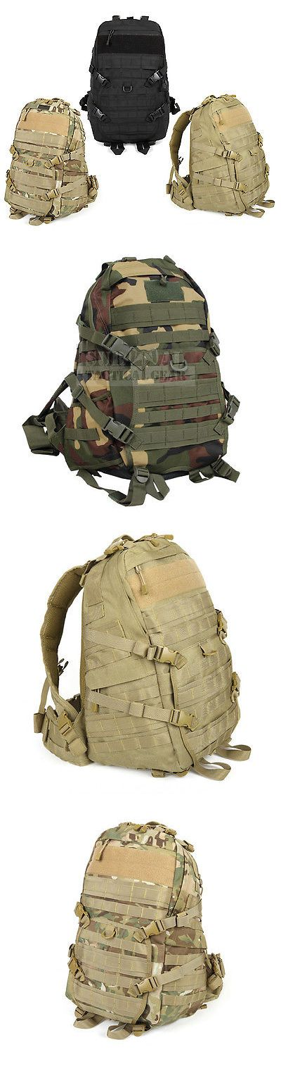 Day Packs 87122: Tactical Military Rucksack Hunting Bags Combat Digital Camo Backpack Molle -> BUY IT NOW ONLY: $49.99 on eBay!
