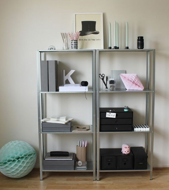24 Best Images About Ikea Hyllis On Pinterest