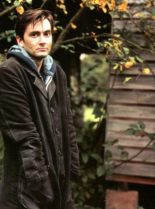 DAVID TENNANT - Adorable AND Scottish!