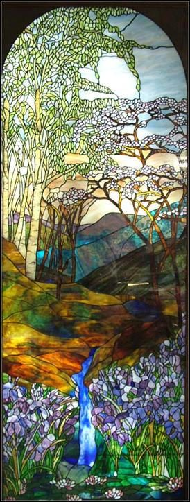 Image detail for -Tiffany Glass - Prachtig
