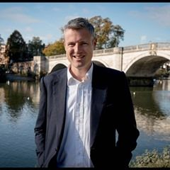 Former Conservative MP Zac Goldsmith stands as Independent MP in Richmond, London