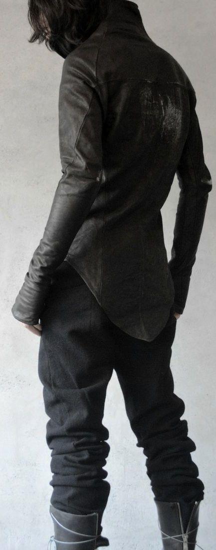 "Leather Jacket - Inspiring Future-Fashion-Board at Pinterest: search for pinner ""Jochen Wojtas"""