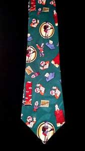 John & Lois Office Design Tie. Look Stylish and Have Fun!