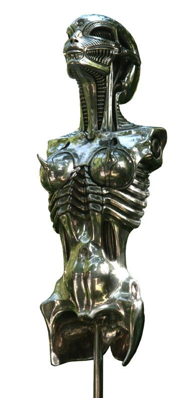 Best of gigger`s sculptures