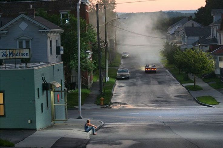 My favourite photo ever! By Gregory Crewdson. Genius.