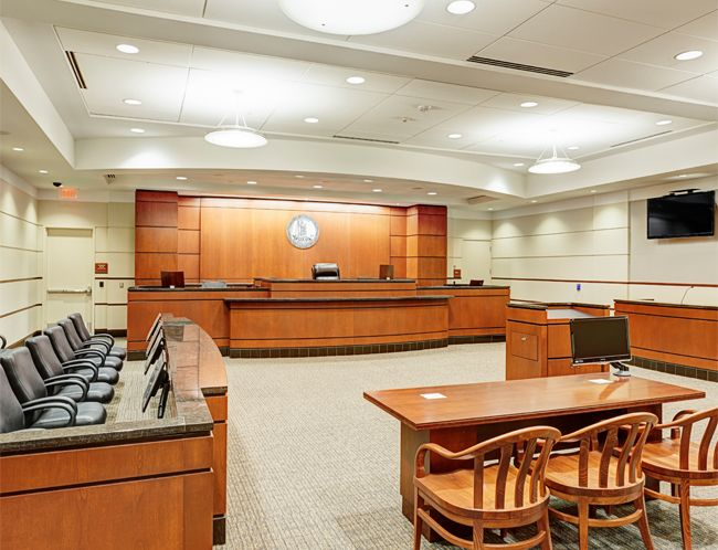 Federal Courtroom Interior Design Google Search Courtrooms Traditional Hall Interior