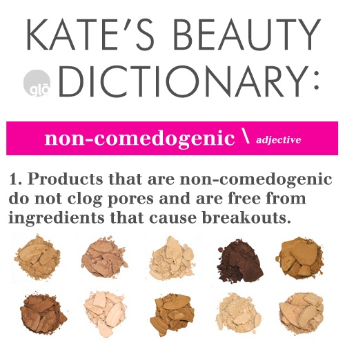 Q & A with Kate McCarthy: Non-comedogenic Makeup