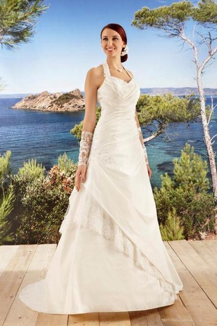 Robe de mariée Miss France 2012