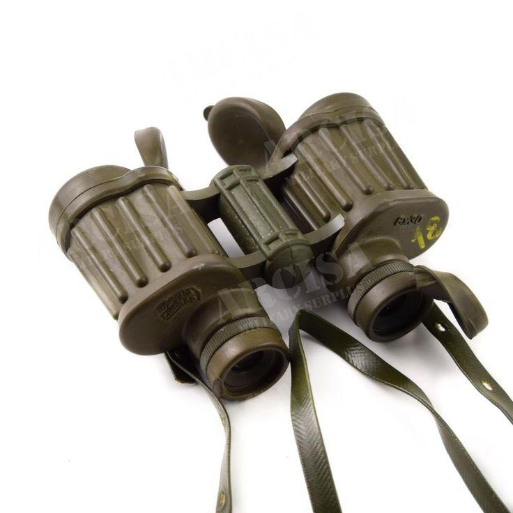 Original German Army Dienstglasses 8x30 Zeiss binóculos. Bw Militar Optics | Colecionáveis, Militaria, Excedentes | eBay!