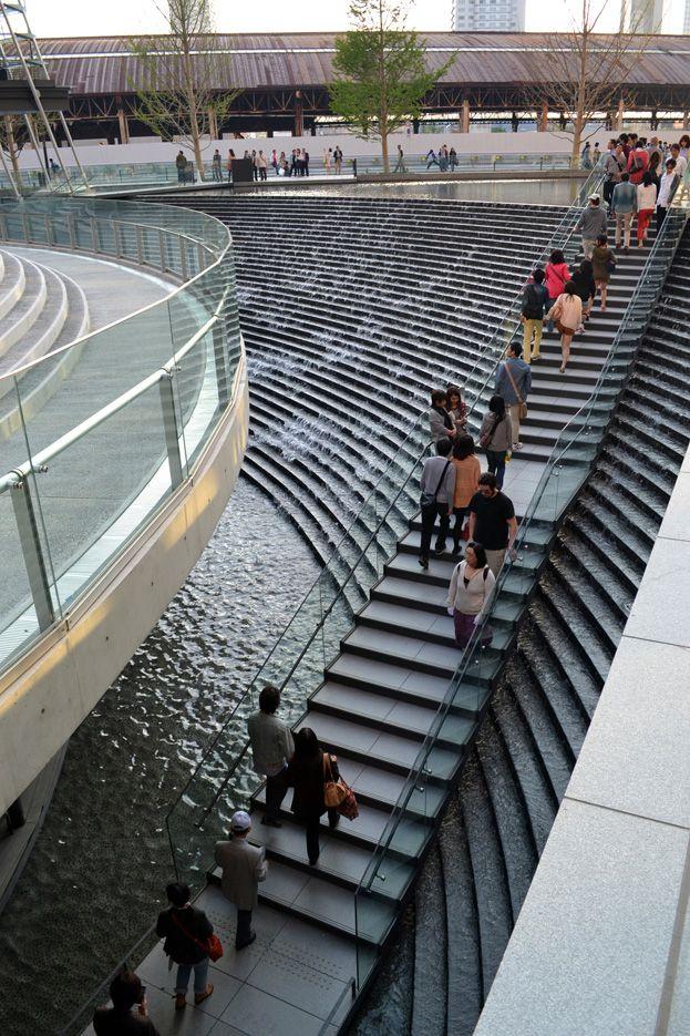 Grand Front, Osaka, Japan. Visit the slowottawa.ca boards  http://www.pinterest.com/slowottawa/