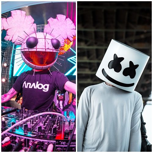 Deadmau5 and Marshmello are back at it again on Twitter ...