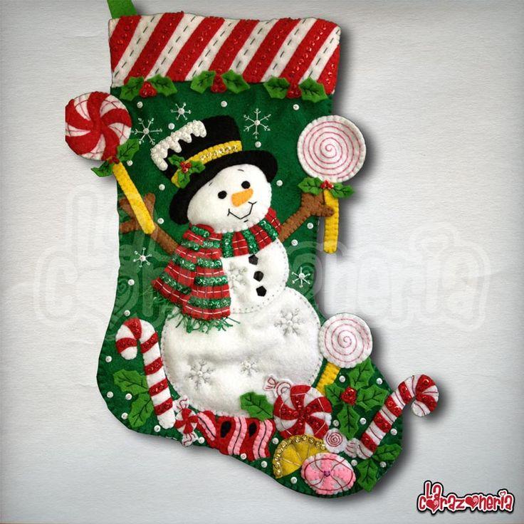 Bota de Navidad -Dulce Navidad