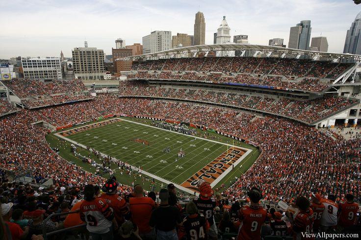 Cincinnati Bengals Stadium