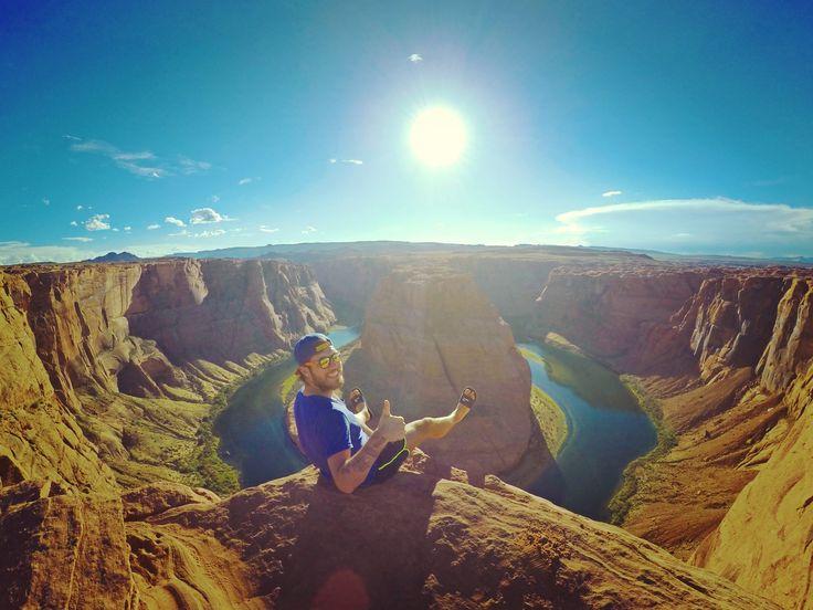 Maluchem dookoła USA część 17: Krater, #MonumentValley i #WielkiKanion #fiat126p #maluch