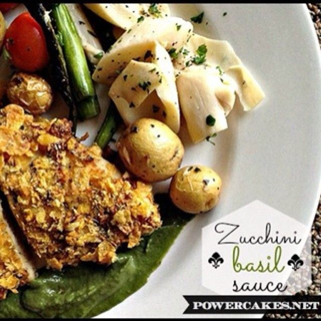 Garlic & Herb Corn Flake Crusted Cod with a McCormick Spices Giveaway! | Powercakes